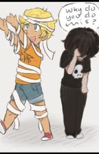 Solangelo College AU by bookloverforever22