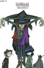 Random Gorillaz thoughts (and other fandoms) by Gogo-Wallace