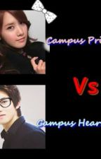 Campus Princess Vs. Campus Hearthrob by red_kisser