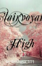 Clairvoyant High (on going) by MsRoshina