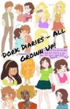 Dork Diaries - All Grown Up! - Summaries in the Future (My Sisters Work) by AnimalCrossingLuver7