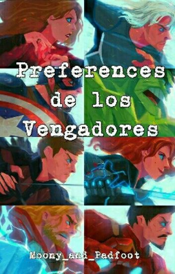 Preferences de los Vengadores