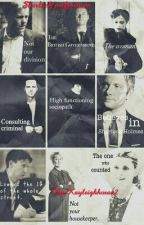 Sherlock preferences by Kayleighhoran2