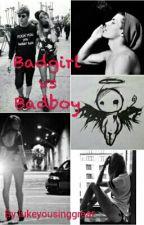 Badgirl vs Badboy  by lukeyousinggreat
