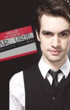 Mr. Urie, My Substitute Teacher [Brendon Urie] by partypoiscn