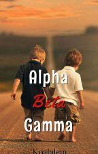 Alpha, Beta, Gamma - Stexpert by Koalalein