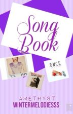 Song Book by wintermelodiesss