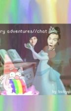 Larry adventures//chat by babyqirll