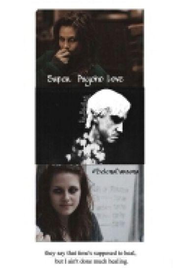 Super Psycho Love || Draco Malfoy