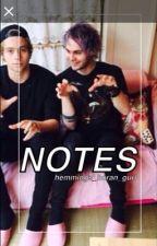 Notes >> Muke by hemmings_horan_gurl