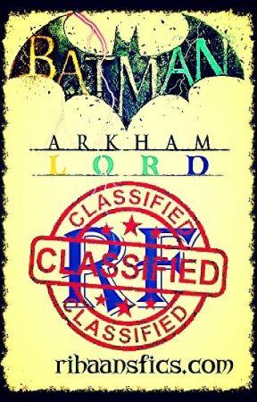 Batman: Arkham Lord by Rihaan