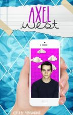 Axel West. #Wattys2016 by Little_Cold_Things