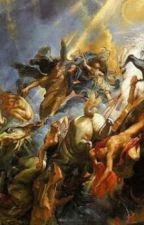 Greek Mythology by Ariahmphitrite