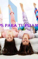 Cosas Que Puedes Hacer En Una Pijamada ♥ by MaleeTorres20