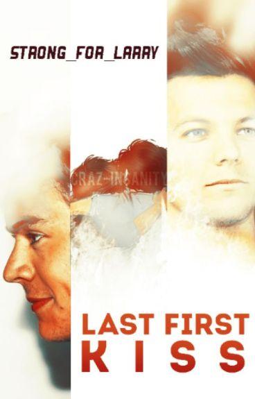 Last First Kiss {Larry Stylinson} Omegaverse.