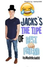 Jack's the type of best friend by itsmeofficial00