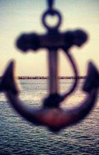 La mia ancora in un mare di guai. by purezzadellanima