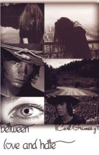 Between love and hate / Carl Grimes y tú by DestinyCaps