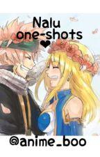 Nalu One Shots by anime_boo