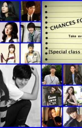 Chances For Love [Special class A book2] by rolynsegovia