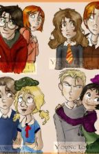 Chat of HP by I_RomioneShipper