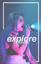 explore || halsey. by lightsmoke