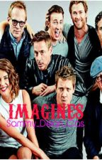 Marvel Imagines by Sammy_Dean_Cas