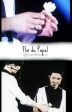 Flor de Papel → ChanSoo by KariHannie
