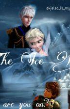 The Ice Knight by XJELSA179X