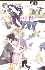 You And Me. ★KiriAsu Drabbles★ by DarkVampire99