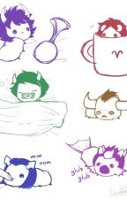 Homestuck Grubs X Reader by SweetProspitDreams