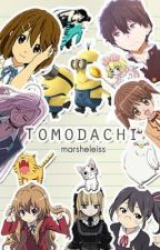 Tomodachi by Marsheleiss