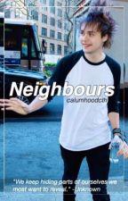 Neighbors || Michael Clifford by calumhoodcth