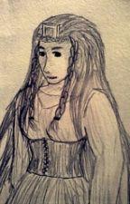 Arranda, the Dwarf Princess by 1wingedfanperson