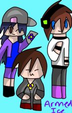 Minecraft Youtubers One Shots! by Armed_Ice