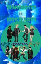 No mires atrás    (semidioses en hogwarts) by m__p_p