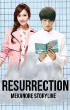 Resurrection (BTS Jungkook and SNSD Jessica) by Mekanore