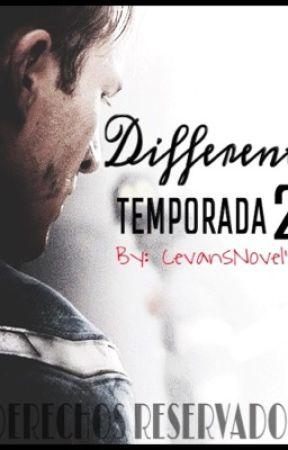 """DIFFERENT: TEMPORADA 2 """"Una nueva era"""", (Capitán América y Tú) (Chris Evans) by CevansNovels"""