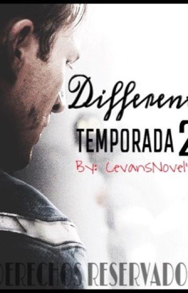 """DIFFERENT: TEMPORADA 2 """"Una nueva era"""", (Capitán América y Tú) (Chris Evans)"""