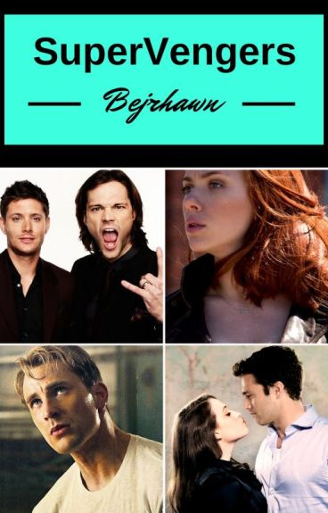 SuperVengers X Reader - The Other Winchester