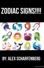 Zodiac Signs!!! by alex_scharfenbr