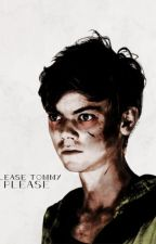Slowly Going Insane (A Newt Scorch Trials Fanfiction) by missviolet613