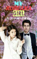 My Koreana Girl by UnusualAuthoress