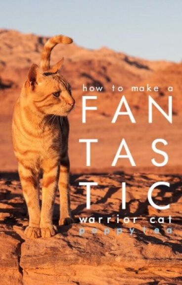 How to make a Fantastic Warrior Cat (And Other Tips)