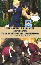 The Aoharu x Kikanjuu Experience That Every FanGirl Dreamed Of by I_HateMondays