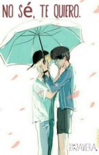 No sé, te quiero. [YoonJin] by _shvivpouf
