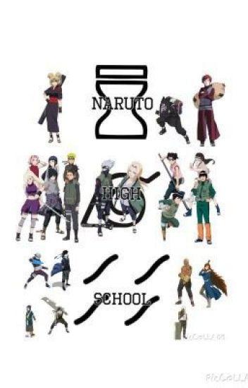 Naruto High School