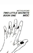 Two little secrets: book one            -MGC- by wittyclifford