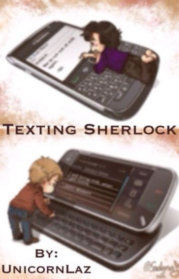 Texting Sherlock