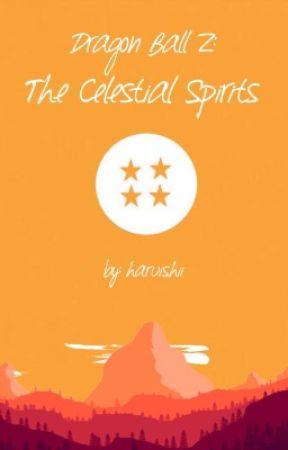Dragon Ball Z: The Celestial Spirits by haruishii